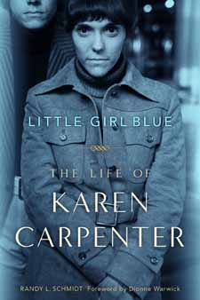 the cover of Little Girl Blue